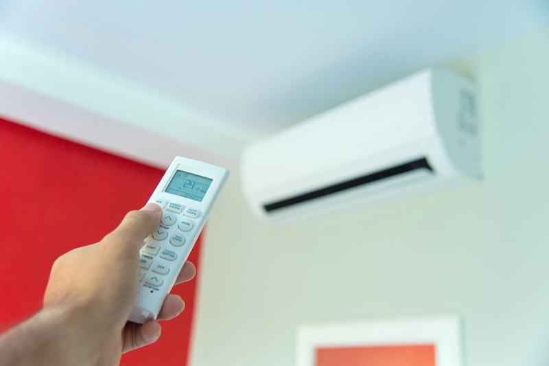 Consider a Ductless AC System